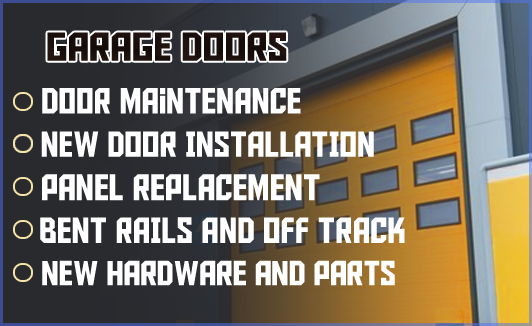 Garage Door Repair Santa Paula CA